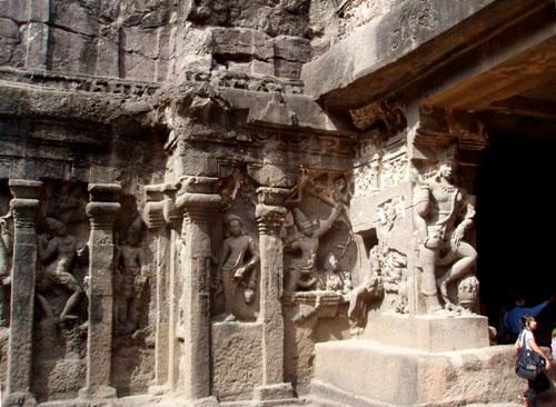 インド3 エローラ石窟群_e0048413_219872.jpg