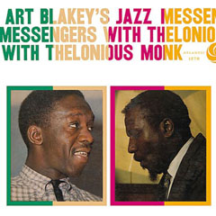 Art Blakey\'s Jazz Messengers With Thelonious Monk _d0102724_1334577.jpg