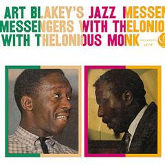 Art Blakey\'s Jazz Messengers With Thelonious Monk _d0102724_1334577.jpg