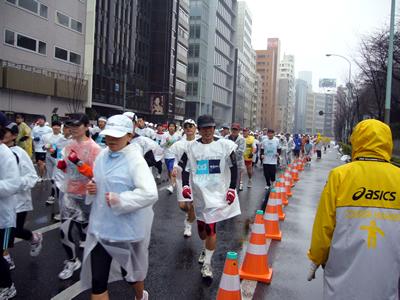 東京マラソンの応援に行ってきました_e0048332_11303573.jpg