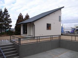 「3.5間角の家」 (12.3坪の家) 完成見学会_f0059988_1258061.jpg