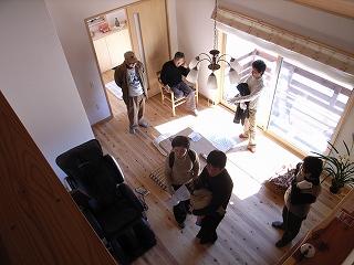 「3.5間角の家」 (12.3坪の家) 完成見学会_f0059988_1302550.jpg