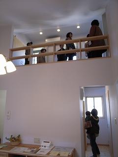 「3.5間角の家」 (12.3坪の家) 完成見学会_f0059988_1310415.jpg