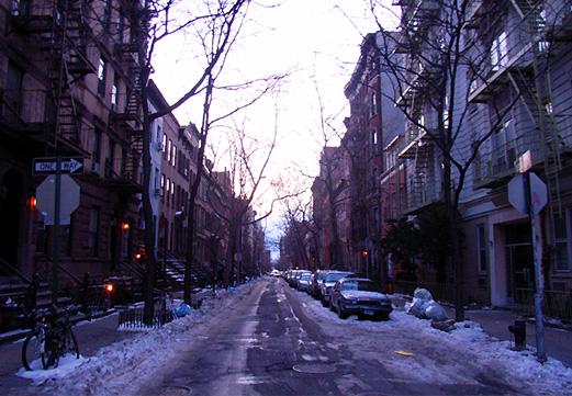 ニューヨークの街角は雪景色_b0007805_0561630.jpg