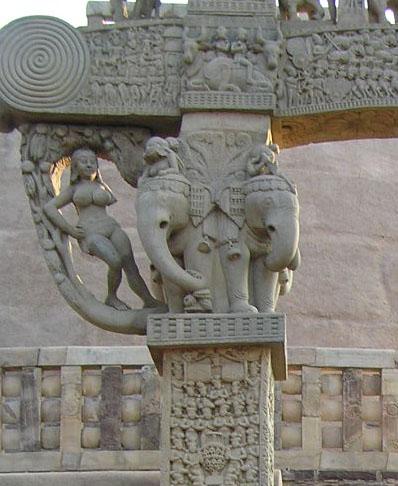 インド6 サンチーの大ストウーパ_e0048413_21574941.jpg