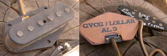 Jason Lollar × GVCGのAged Pickups_e0053731_19123117.jpg