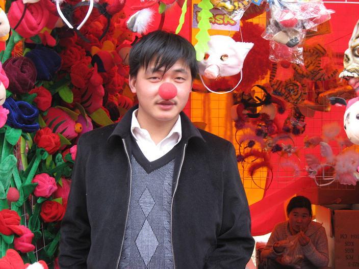 お正月祭り(春节庙会)地壇公園_f0056261_0245399.jpg