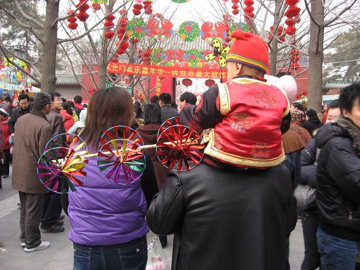 お正月祭り(春节庙会)地壇公園_f0056261_035277.jpg