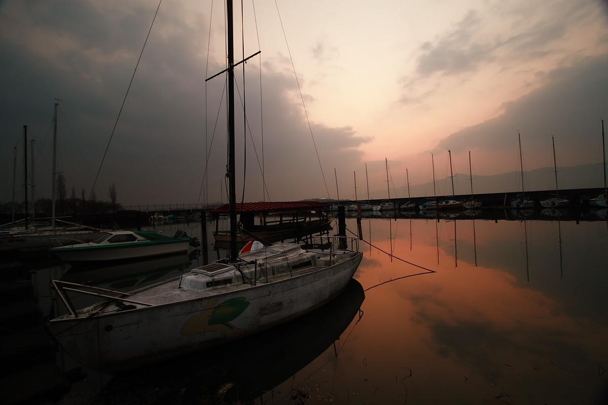 滋賀 琵琶湖 マリーナ 1_f0021869_19143724.jpg