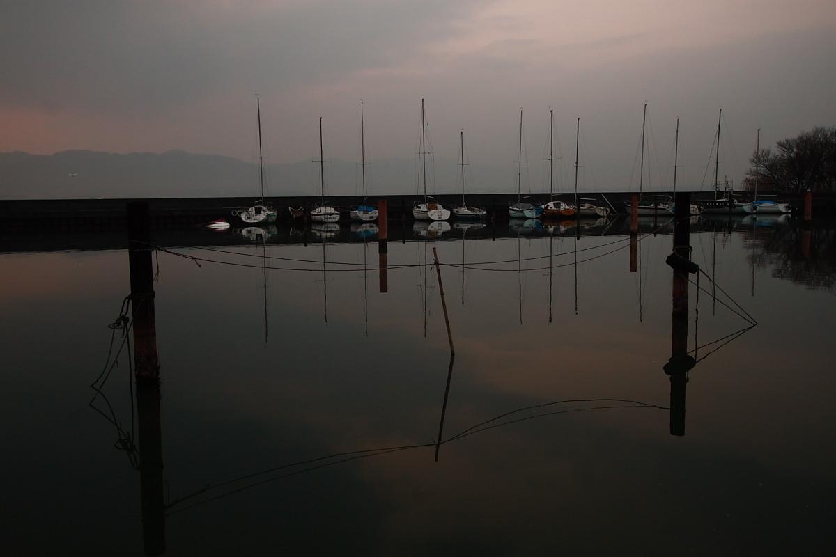 滋賀 琵琶湖 マリーナ 2_f0021869_1928255.jpg