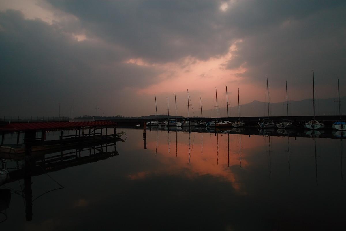 滋賀 琵琶湖 マリーナ 2_f0021869_19283021.jpg