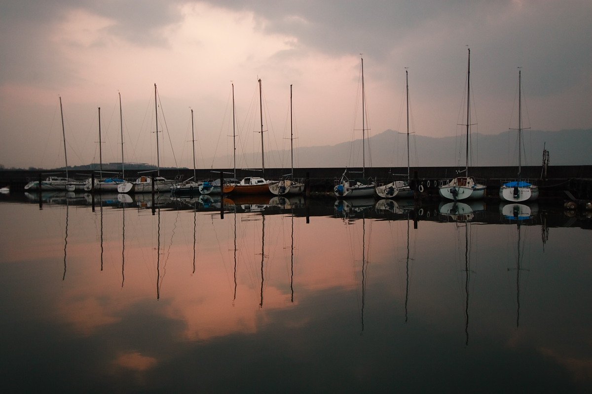 滋賀 琵琶湖 マリーナ 2_f0021869_19301516.jpg