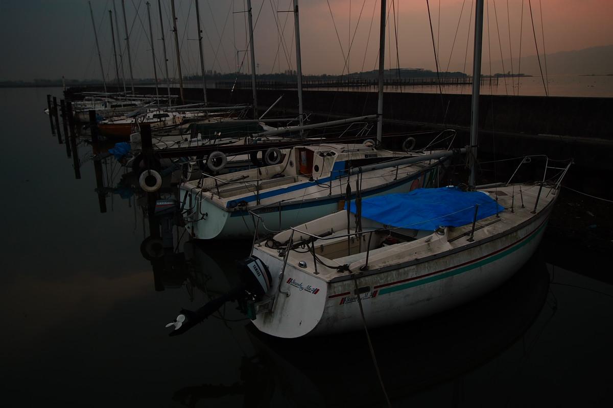 滋賀 琵琶湖 マリーナ 2_f0021869_19303855.jpg