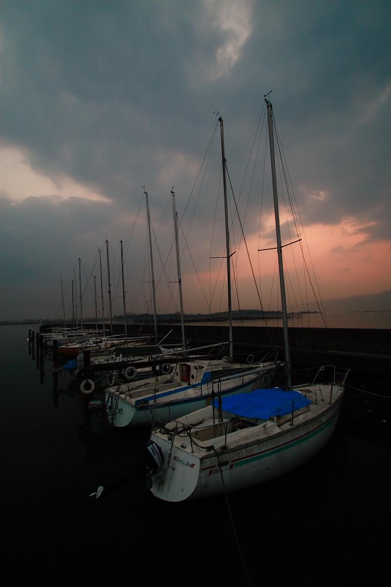 滋賀 琵琶湖 マリーナ 2_f0021869_1932651.jpg