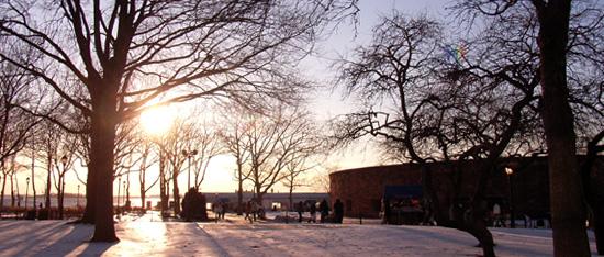 マンハッタン最南端の公園 Battery Park_b0007805_21155548.jpg