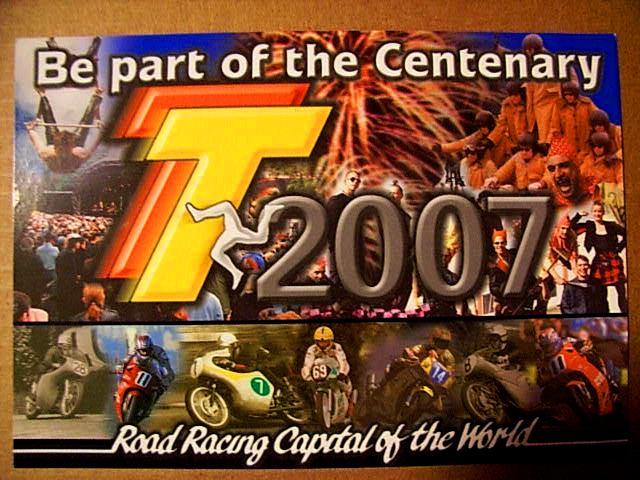 2007年 マン島TTレース 100周年_d0105967_010835.jpg