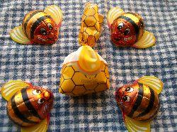 イタリアの蜂蜜キャンディー。_c0005672_1916772.jpg