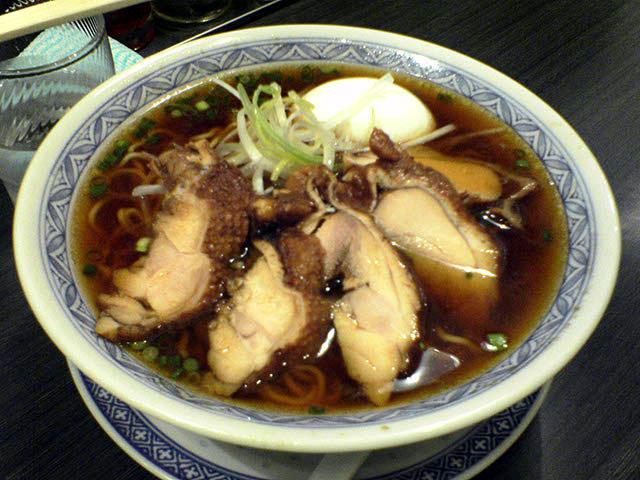 四川麺条 香氣 沼袋店 坦坦麺_a0016730_23175188.jpg