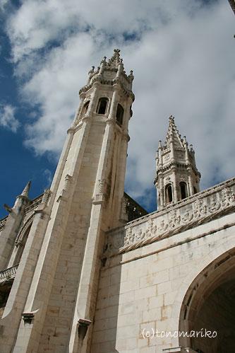 ジェロニモス修道院 ポルトガルの旅Vol.3_c0024345_20312589.jpg