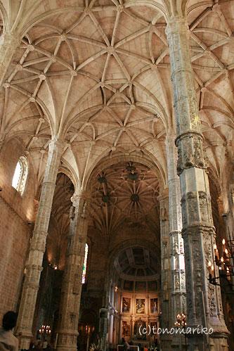 ジェロニモス修道院 ポルトガルの旅Vol.3_c0024345_2032245.jpg