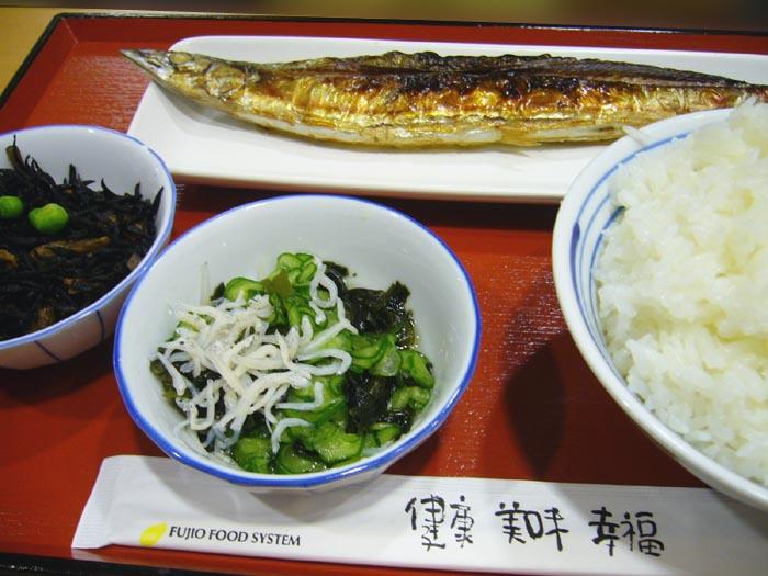 林崎食堂「まいどおおきに食堂」 @ 明石 浜国沿い_e0024756_134257.jpg