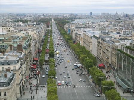 パリ旅日記7 (凱旋門へ移動)_f0059796_0294248.jpg
