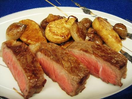 牛肉料理 <季節、伝統と進化>_e0019199_1538313.jpg