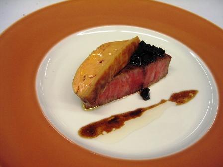 牛肉料理 <季節、伝統と進化>_e0019199_15385127.jpg