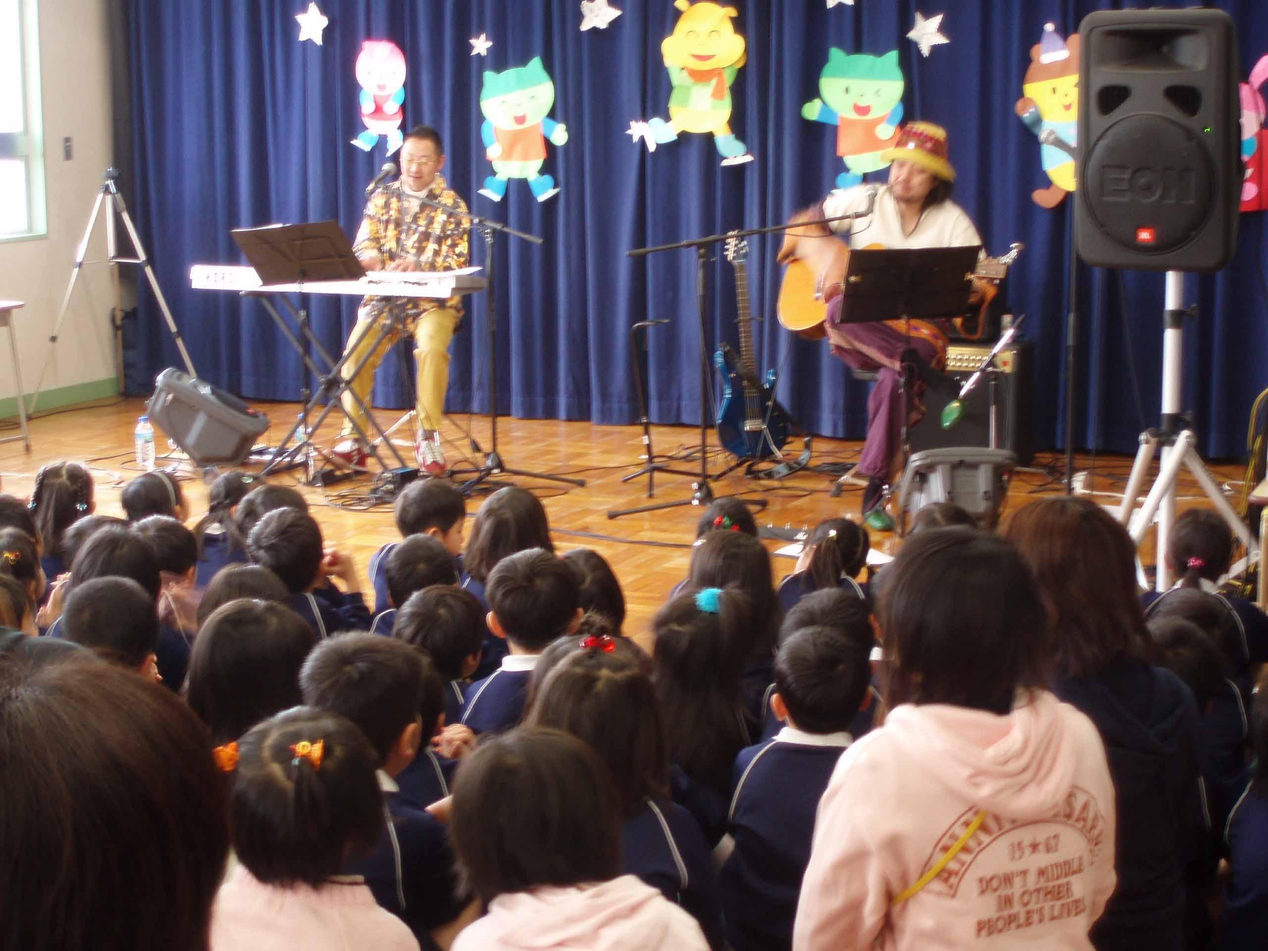 茨木西幼稚園 楽しかったヨー_f0118788_1834099.jpg