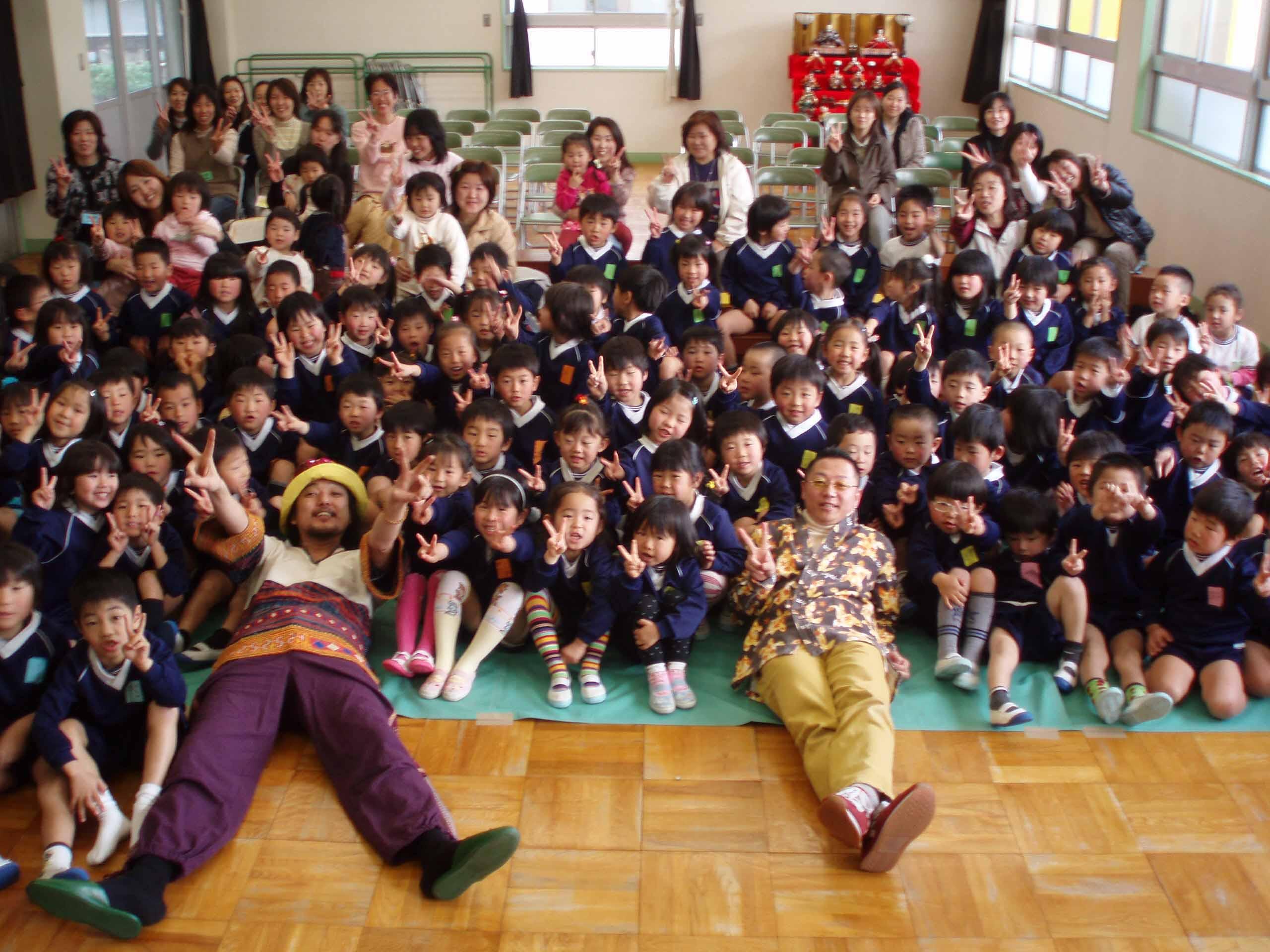 茨木西幼稚園 楽しかったヨー_f0118788_1855047.jpg