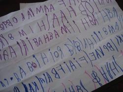 ユキちゃんからパパへのお手紙_f0106597_2322584.jpg