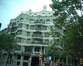 バルセロナのガウディ_a0084343_16495344.jpg