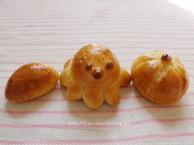 「芋たこなんきん」をパンにしたら_d0025294_10542382.jpg