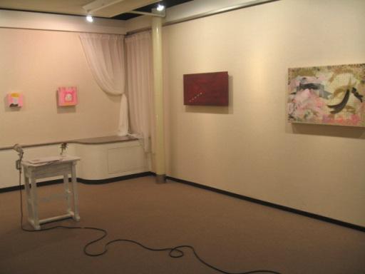 77) 時計台 「PISTOL 2(齋藤周&武田浩志2人展)」 終了_f0126829_14582367.jpg
