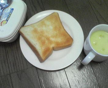 パンとコーンスープ♪_e0114246_16312367.jpg