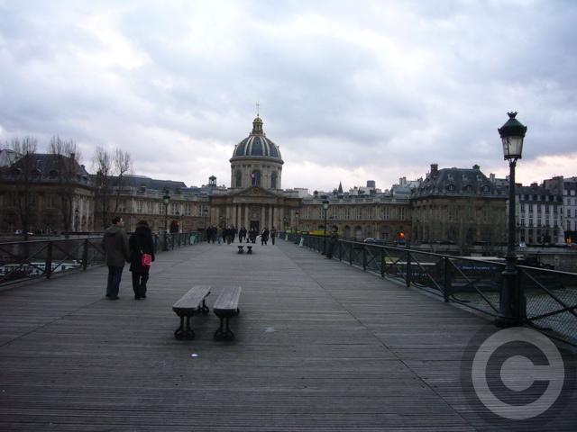 ■日曜日の芸術橋(PARIS)_a0008105_17151719.jpg