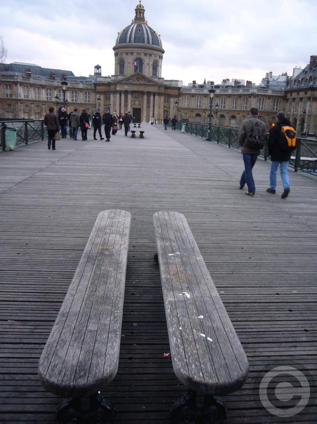 ■日曜日の芸術橋(PARIS)_a0008105_17154711.jpg