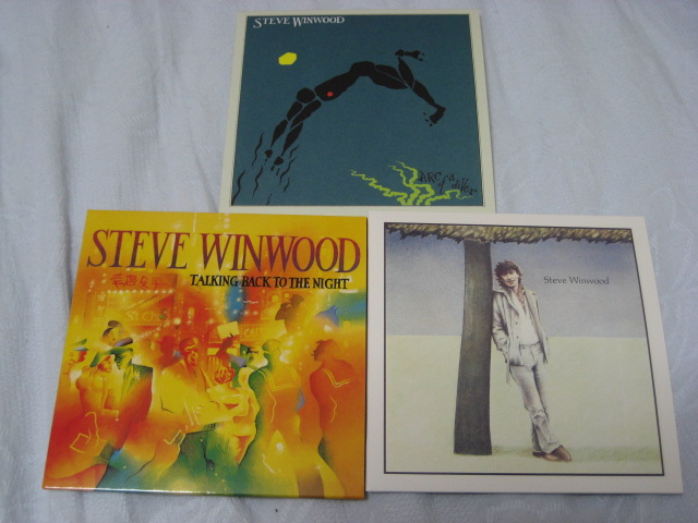 STEVE WINWOOD / BACK IN THE HIGH LIFE (紙ジャケ)_b0042308_13512160.jpg