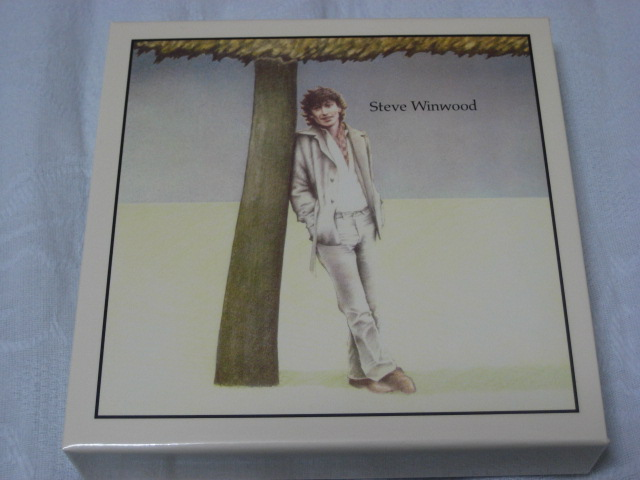 STEVE WINWOOD / BACK IN THE HIGH LIFE (紙ジャケ)_b0042308_13544538.jpg