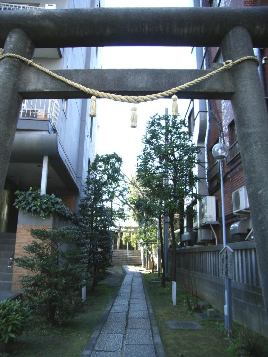 六本木 三角歩き_d0091021_015314.jpg