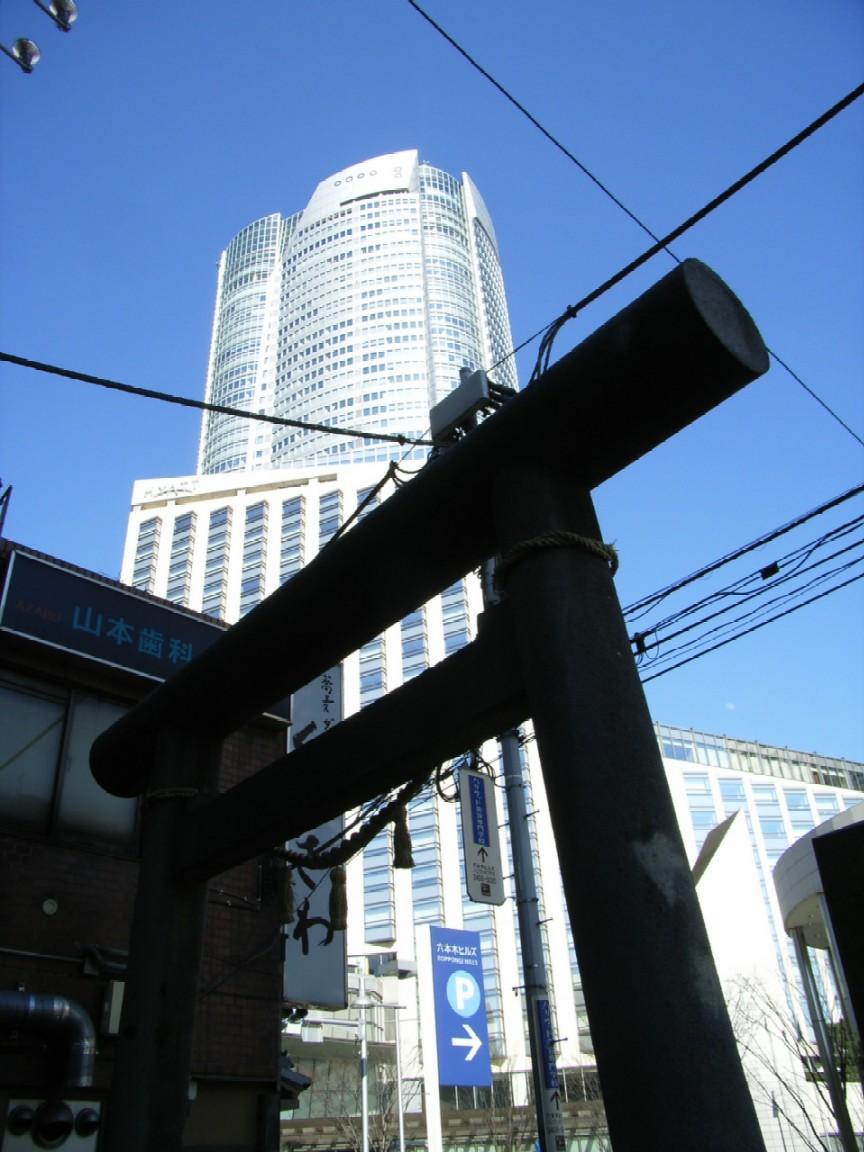 六本木 三角歩き_d0091021_017529.jpg
