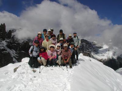 おいらく山岳会 〈08/26-09/03, 2006〉_d0112928_7245994.jpg