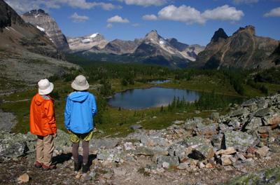 レイクオハラ1日ハイキングツアー 〈08/14, 2006〉_d0112928_746541.jpg