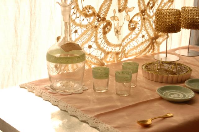 マリースタイルで、テーブルを・・・_c0055551_118351.jpg