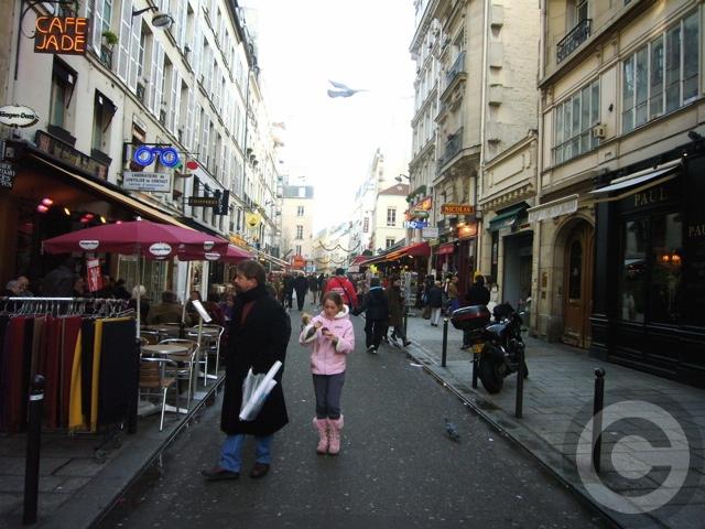 ■冬休みのRUE DE BUCI(PARIS)_a0014299_162187.jpg