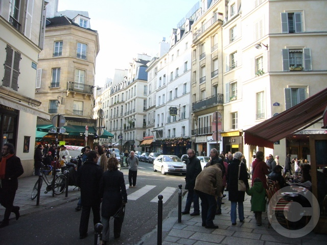 ■冬休みのRUE DE BUCI(PARIS)_a0014299_162374.jpg