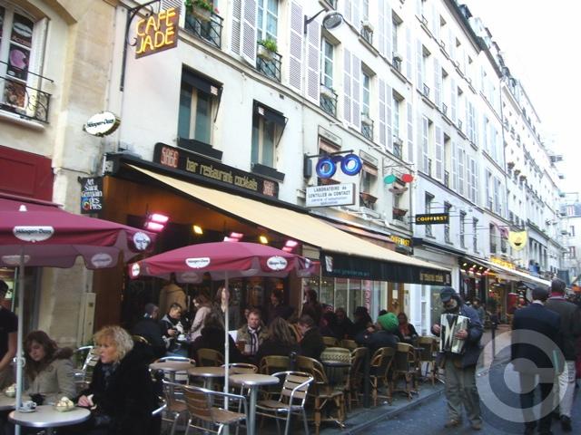 ■冬休みのRUE DE BUCI(PARIS)_a0014299_1631125.jpg