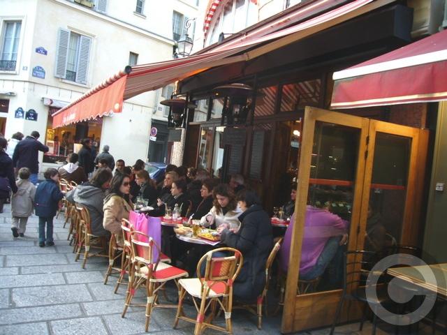 ■冬休みのRUE DE BUCI(PARIS)_a0014299_1632946.jpg
