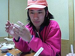インタビュー初回特別企画vol.1 パフォーマンスアーティスト/ 丹羽良徳さん _c0103430_238558.jpg