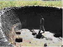 初源な家13:地下2層の大船遺跡(縄文時代)の家_e0054299_9344792.jpg